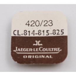 Jaeger Lecoultre cal 814/815/825 pièce 420/23