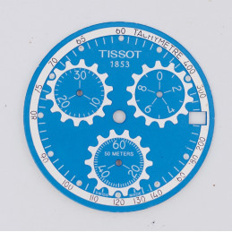 cadran de chrono Tissot - 31mm