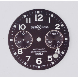 Bell & Ross chrono dial 30mm