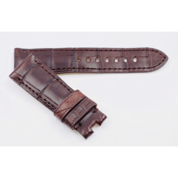 Crocodile strap 24mm