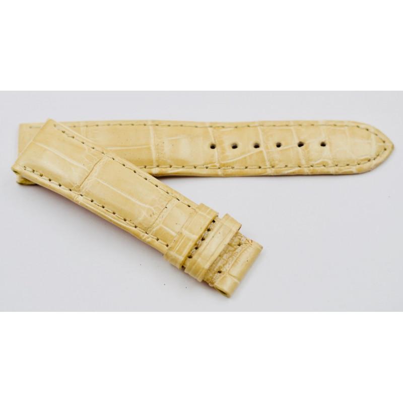 Van der Bauwede crocodile strap
