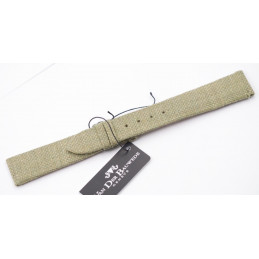 Bracelet tissu Van Der Bauwede 18mm