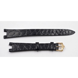Jaeger Lecoultre crocodile strap 14mm and buckle