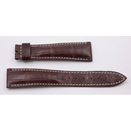 BREGUET crocodile strap 20/16mm
