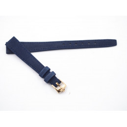 Jaeger Lecoultre velvet strap 12mm with buckle