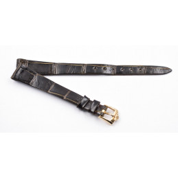 Jaeger Lecoultre crocodile strap 12mm with buckle
