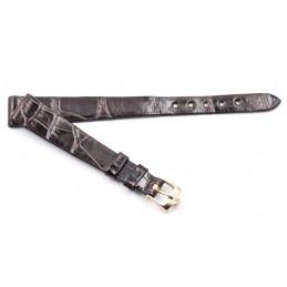 Bracelet Jaeger Lecoultre en crocodile et sa boucle 12mm