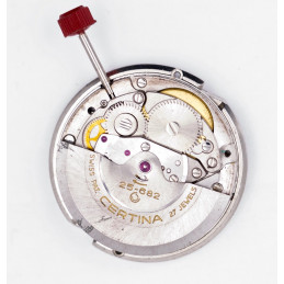 Automatic Certina movement cal 25-682