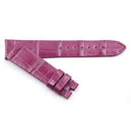 Bracelet croco Vacheron Constantin 18/16mm