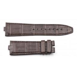 Bracelet croco Vacheron Constantin 24/20mm