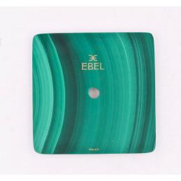 Ebel malachite dial