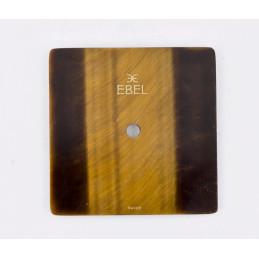 Ebel tiger eye stone dial