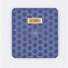 Cadran Ebel rectangulaire