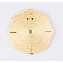 Ebel golden octogonal dial