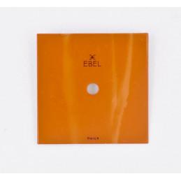 Ebel cornelian dial