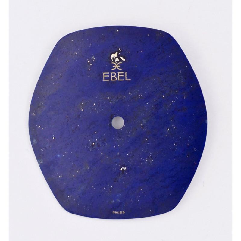 Ebel lapis lazuli dial