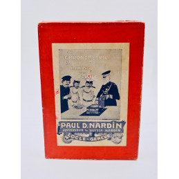 Paul D. Nardin vintage Box
