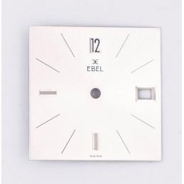 Cadran carré Ebel 27mm