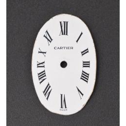 Cartier - Baignoire dial