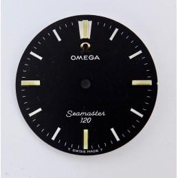 Omega Seamaster 120 lady dial