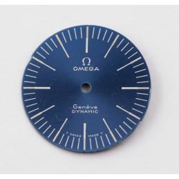 Omega Dynamic lady dial