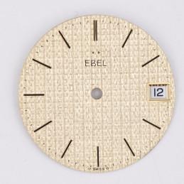 Cadran doré Ebel 28,50mm