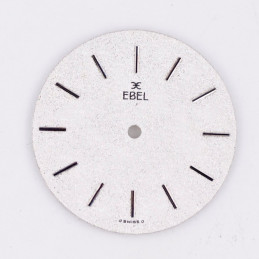 Ebel silver dial 27mm