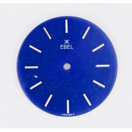 Cadran Ebel en lapis lazuli 27mm