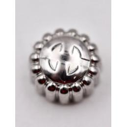 Ebel steel crown 6,50mm/3,60mm