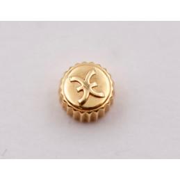 Ebel gold crown 3,65mm/2,60mm