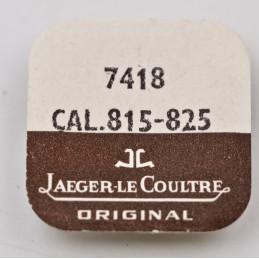 Jaeger Lecoultre  cal 815/825 part 7418