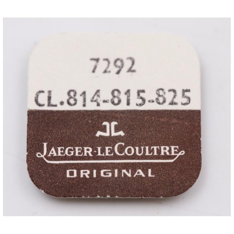 Jaeger Lecoultre cal 814/815/825 pièce 7292