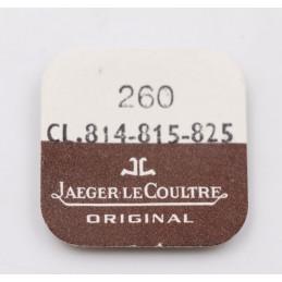 Jaeger Lecoultre cal 814/815/825 pièce 260