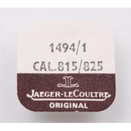 Jaeger Lecoultre cal 815-825 pièce 1494/1