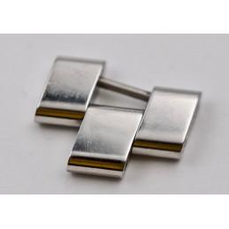 Maillon Breitling acier 20mm