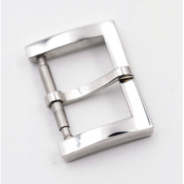Hermes steel buckle 17 mm