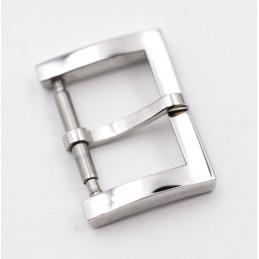 Hermes steel buckle 17 mm