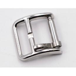 Boucle ardillon acier Hermes 16 mm