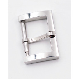 Hermes modern steel buckle 14 mm