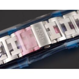 Bracelet montre Hermes acier ref 3811/2
