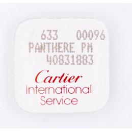 Cartier - 1/2 elem. jonct. Panthère PM