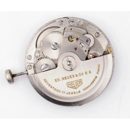 ETA 2895-2 Tag Heuer movement