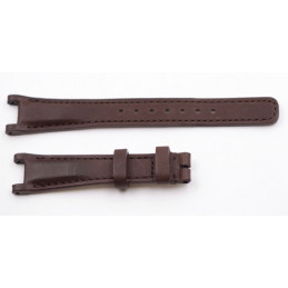 Gucci lether strap 16 mm