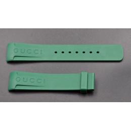 Gucci rubber strap 20 mm