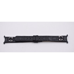Gucci lether strap 13 mm