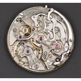 Mouvement chronographe Eberhard