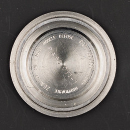 Fond de boite chronographe Zenith vintage