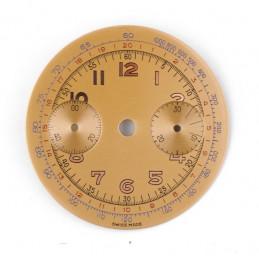 Landeron 48 chrono dial, diameter 33 mm