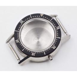 LIP watch steel case