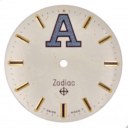 Zodiac Sea Wolf Hermetic dial